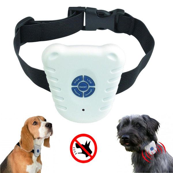 outlet boutique brand new good texture Ultrasonique collier anti aboiement petit chien Collier dressage chien